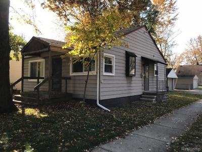 Madison Heights Single Family Home For Sale: 29155 Tawas St