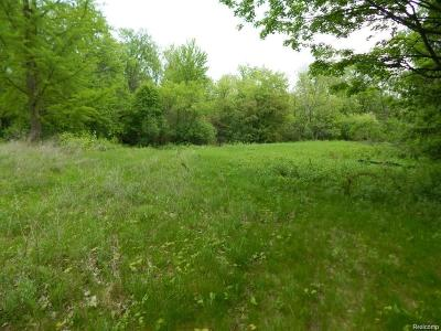 Bloomfield Hills Residential Lots & Land For Sale: 3115 Franklin Rd