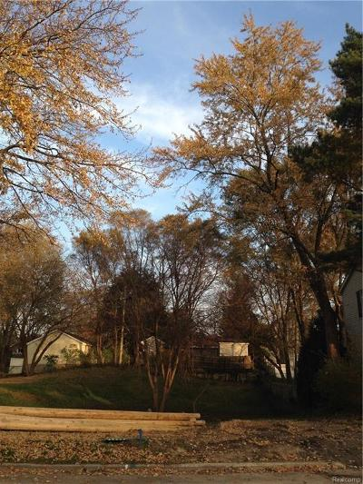 Rochester Residential Lots & Land For Sale: 748 Elizabeth St