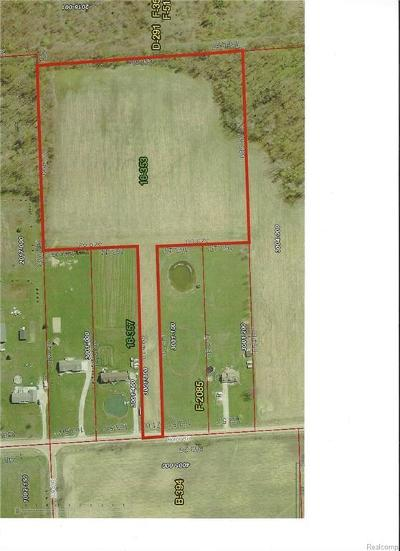St. Clair Residential Lots & Land For Sale: 1700 Burns Rd
