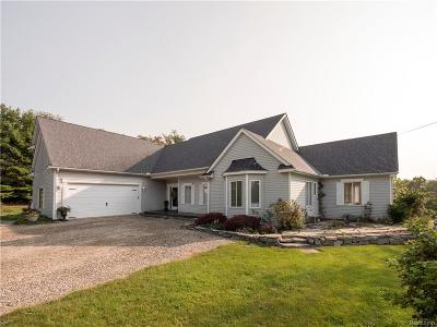 Oakland Twp Single Family Home For Sale: 597 Kline Rd