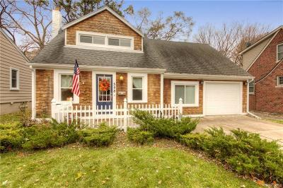 Plymouth Single Family Home For Sale: 558 Ann St