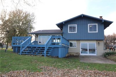 Single Family Home For Sale: 8635 Waumegah Rd