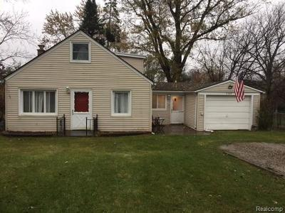 Rochester Single Family Home For Sale: 3309 Eastwood Dr S