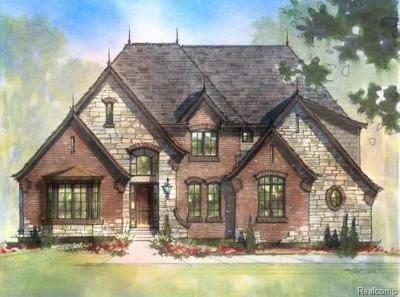 Bloomfield Hills Residential Lots & Land For Sale: 927 Mitchell Crt