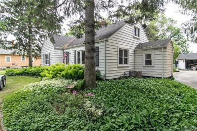 St. Clair Single Family Home For Sale: 3181 W Water St