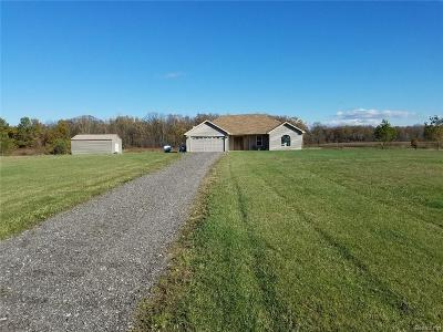 St. Clair Single Family Home For Sale: 3566 Reliford Rd