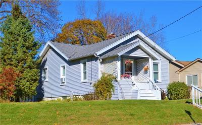 Pontiac Single Family Home For Sale: 93 Omar St