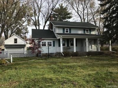 Wayne Single Family Home For Sale: 4163 Newberry St
