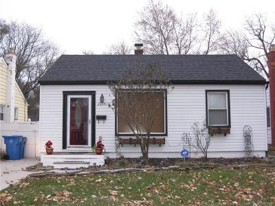 Dearborn Heights Single Family Home For Sale: 26541 Eton Ave