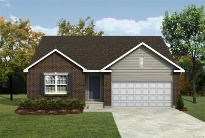 New Haven Single Family Home For Sale: 58659 Virginia Cir