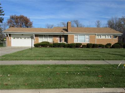 Dearborn Single Family Home For Sale: 27340 Doxtator St