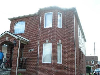 Dearborn Single Family Home For Sale: 5471 Kenilworth St