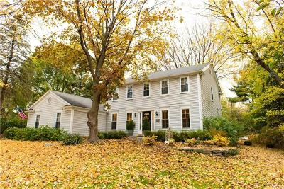 Rochester Single Family Home For Sale: 159 Bowdoinhill Dr