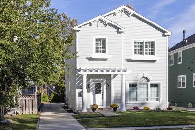 Birmingham Single Family Home For Sale: 1505 Holland Street