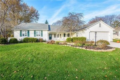 Northville Single Family Home For Sale: 42062 Banbury Rd