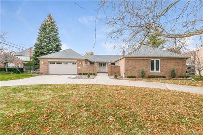 Single Family Home For Sale: 757 Ballantyne Rd