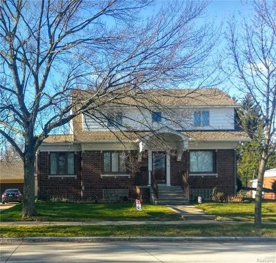 Dearborn Heights Single Family Home For Sale: 6261 N Gulley Rd