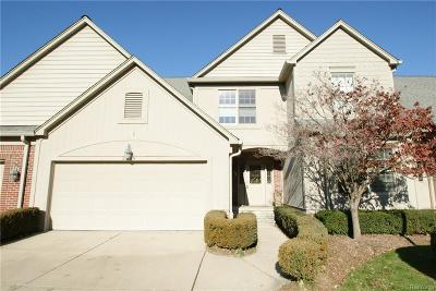 Royal Oak Condo/Townhouse For Sale: 3329 Nell Rose Crt