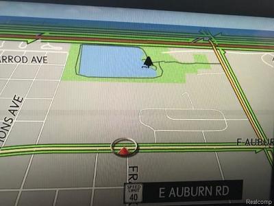 Residential Lots & Land For Sale: 1304 E Auburn Rd