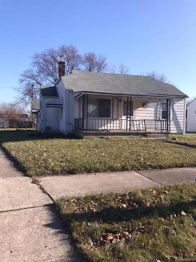Wayne Single Family Home For Sale: 3523 Swanson St