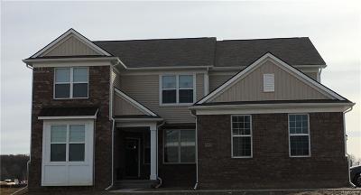 Lake Orion Single Family Home For Sale: 3134 Huntsman Blvd