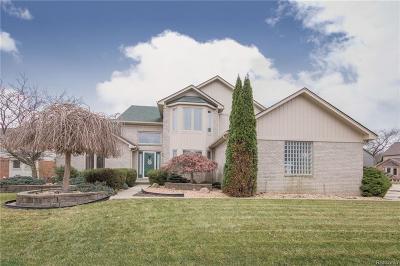 Macomb MI Single Family Home For Sale: $328,900