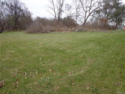 Residential Lots & Land For Sale: 12339 E 14 Mile
