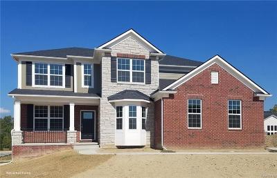 Lake Orion Single Family Home For Sale: 3126 Huntsman Blvd