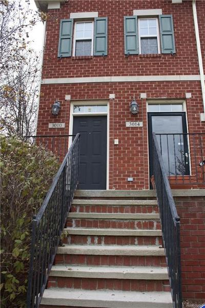 Troy Condo/Townhouse For Sale: 3010 Camden Dr