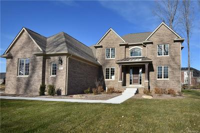 Sterling Heights Single Family Home For Sale: 3877 Corkwood Dr