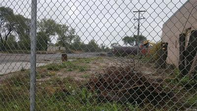 Detroit Residential Lots & Land For Sale: 3760 Central