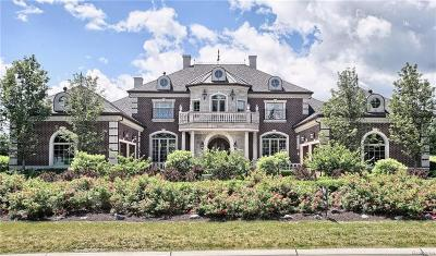 Bloomfield Hills Single Family Home For Sale: 3858 Columbia Dr