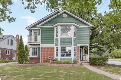 Birmingham Single Family Home For Sale: 1989 Stanley Blvd