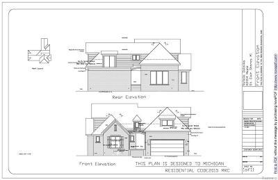 Saint Clair Shores Single Family Home Pending: 22454 Maple St