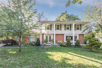 Bloomfield Hills Single Family Home For Sale: 2840 Squirrel Rd