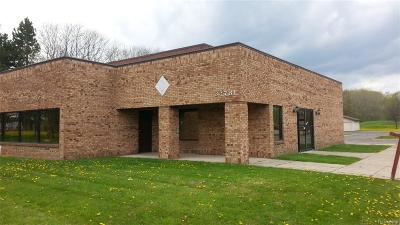 Commercial Lease For Lease: 34781 Ryan Rd