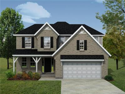 Canton Single Family Home For Sale: 44275 Winchester