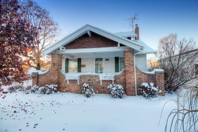Plymouth Single Family Home For Sale: 1292 S Main St