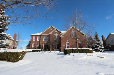 Wayne Single Family Home For Sale: 15826 Spyglass Dr