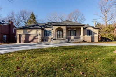 Wayne Single Family Home For Sale: 6023 Rosetta St