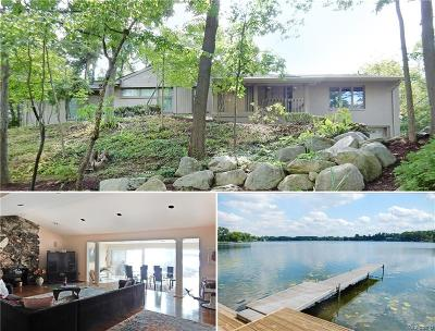 Bloomfield Hills Single Family Home For Sale: 1299 Porters Ln
