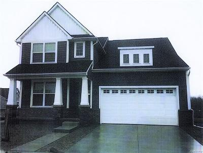 Clarkston Single Family Home For Sale: S Main St