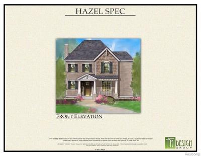 Birmingham Single Family Home For Sale: 939 Hazel St