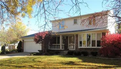 Allen Park Single Family Home For Sale: 9861 Andrews Ave
