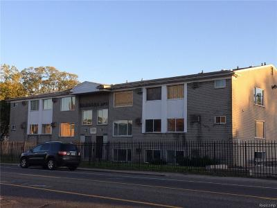 Detroit Multi Family Home For Sale: 12901 W Chicago St
