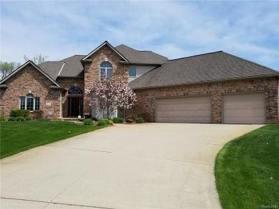 Lapeer Single Family Home For Sale: 4032 Sunfish Dr