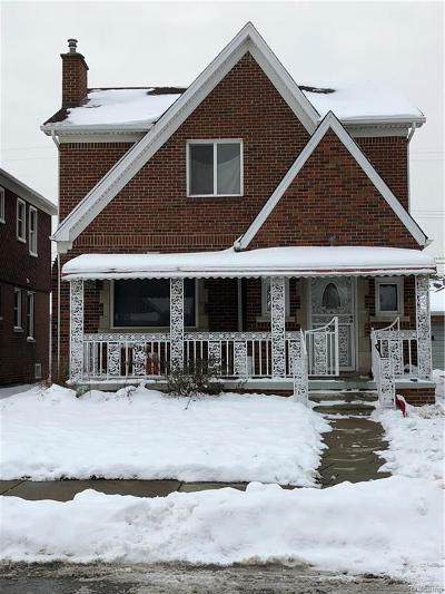 Dearborn Single Family Home For Sale: 5453 Kendal St