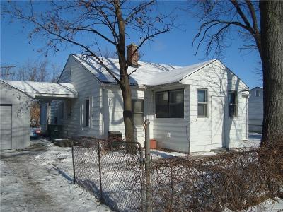 Troy Single Family Home For Sale: 1321 Boyd St