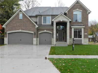 Troy Single Family Home For Sale: 2701 Brooke View Lane